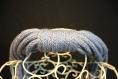 Snood laine - écharpe en tricotin - tour de cou