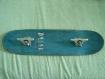 Porte manteau planche de skateboard