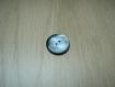 Boutons plat en nacre grise  18-65