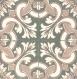Serviette en papier style baroque orval ref - 527