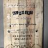 Tableau Des Regles De Vie A La Maison tableau de règles de vie : tableaux-peintures par decophine