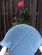 Couverture bébé bleue