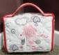 Vanity trousse de toilette ou sac bébé avec motifs enfantins
