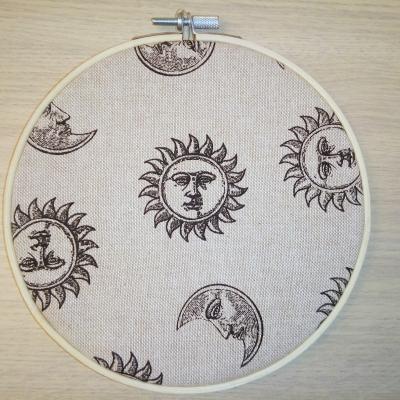 Tableau soleil lune