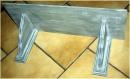 étagère bois relookée