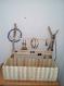 Coffret présentoir en bois