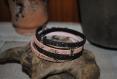 Bracelet manchette double