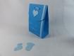 Boîte à dragées ou à friandises pochette