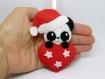Decoration noel, decoration de noel en feutrine, décoration de noel, decoration de noel chat, decoration de noel panda, chat kawaii, panda