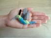 Colibri, oiseau en feutrine, fait main, petit cadeau de fête des mères