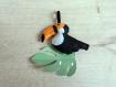 Toucan, oiseau en feutrine, fait main, petit cadeau de fête des mères