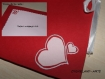 Carte personnalisable amour