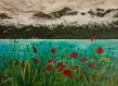 Fleurettes d'annecy (peinture acrylique)