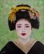 Geisha# (peinture acrylique)