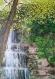 Cascade du hérisson (peinture acrylique)