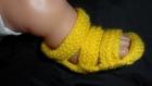 Paletot/boléro, sandalettes bébé 6 mois