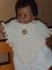 Poncho bébé naissance/3mois