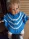 Poncho bébé 1 an