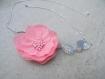 Headband mariage shabby chic