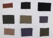 Sac vanessa bruno style cabas en toile imperméable gris aux véritables sequins eméraude