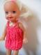 Vêtements  d'été pour poupée barbie shelly