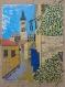 Saint-emilion. cite medievale au coeur du pays du libournais dans le sud-ouest de la france. inscrite au patrimoine mondial de l humanite par l unesco