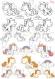 Licorne et poney