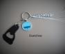 Porte clés personnlasié pour parrain