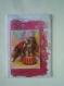 Double carte 3d le lion au cirque