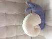 Doudou escargot