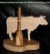 Porte crayons vache avec son pot à lait
