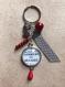 Porte clef je suis une infirmière qui déchire