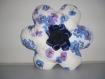 Floralie coussin décoratif
