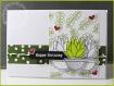 Carte happy birthday (joyeux anniversaire)