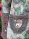 Veste laine grise - fille - 10 ans