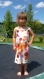 Robe pois - 3 ans