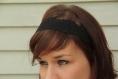 Headband en dentelle