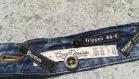 Bracelet jeans recyclé mixte