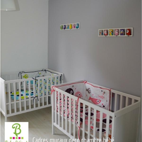 Décoration chambre enfant et bébé unique en feutrine - cadeau ...