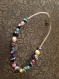 Collier multi perles