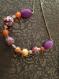 Collier multi perles 2