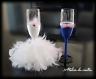 Flûtés champagne a personnaliser pour votre mariage ou à offrir aux mariés