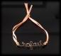 Cintre enfant + bracelet gold filled 14 carats  personnalisables cadeau naissance,baptême,mariage anniversaire