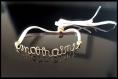 Bracelet personnalisé à message en gold filled or 14 carats.faites-vous plaisir ou faites un beau cadeau .