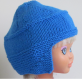 Bonnet bleu enfant 3/5 ans