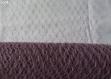 V07 voilette à chapeau ancienne de couleur violette (5m)