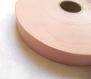 Biais coton rose pêche 28 mm / qualité supérieure