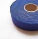 Biais coton bleu électrique 30 mm / qualité supérieure