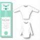 Patron pdf maxi blouse claudia  (vendu à la taille au choix du 38 au 46)
