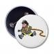 Badge pompier 50mm